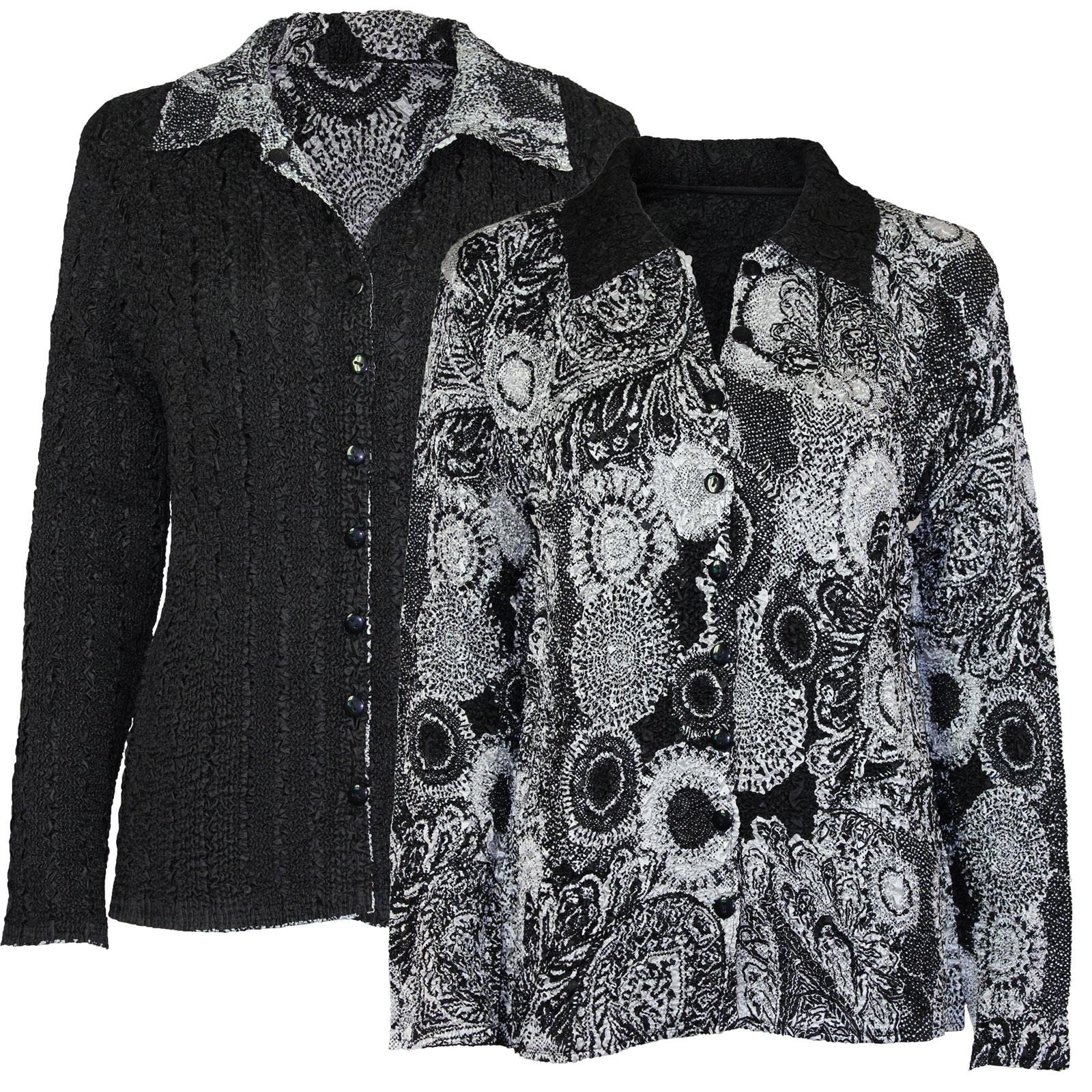Wholesale Magic Crush - Reversible Jackets #14018 MB - L-XL