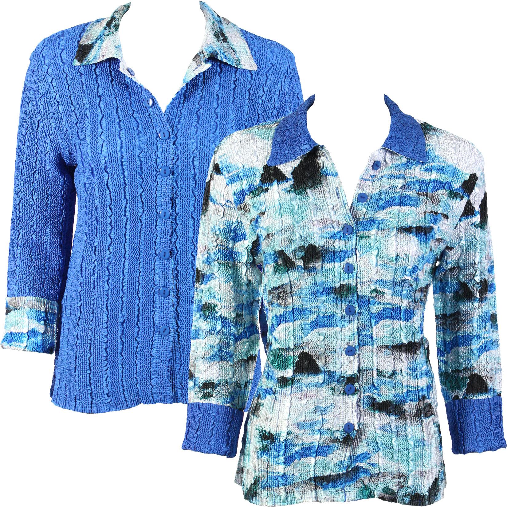 Wholesale Magic Crush - Reversible Jackets #5407 - S-M