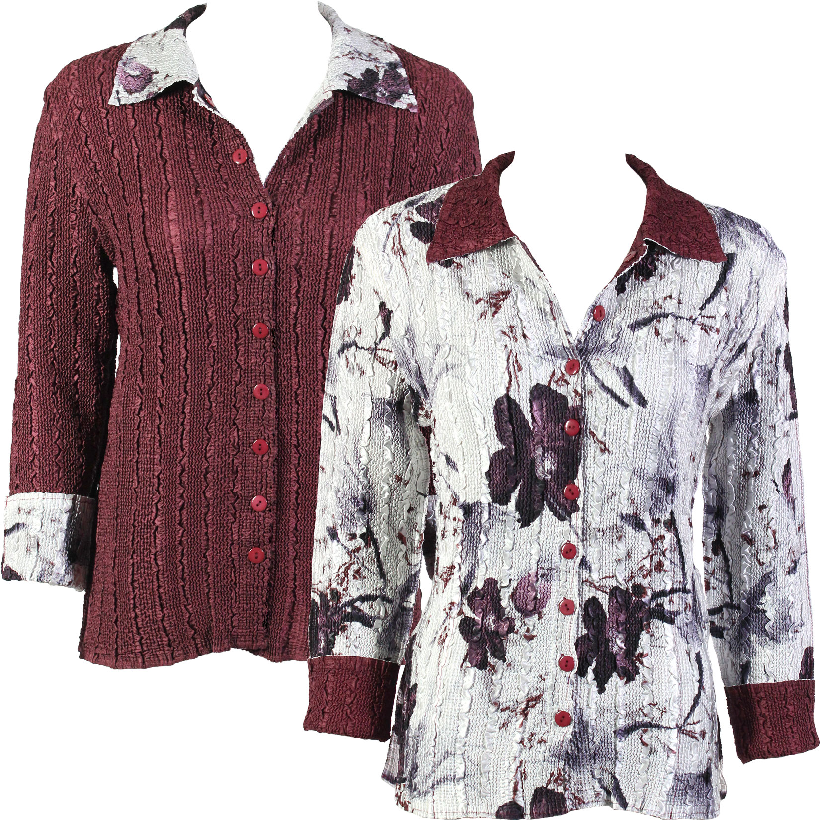 Wholesale Magic Crush - Reversible Jackets #5759 - L-XL