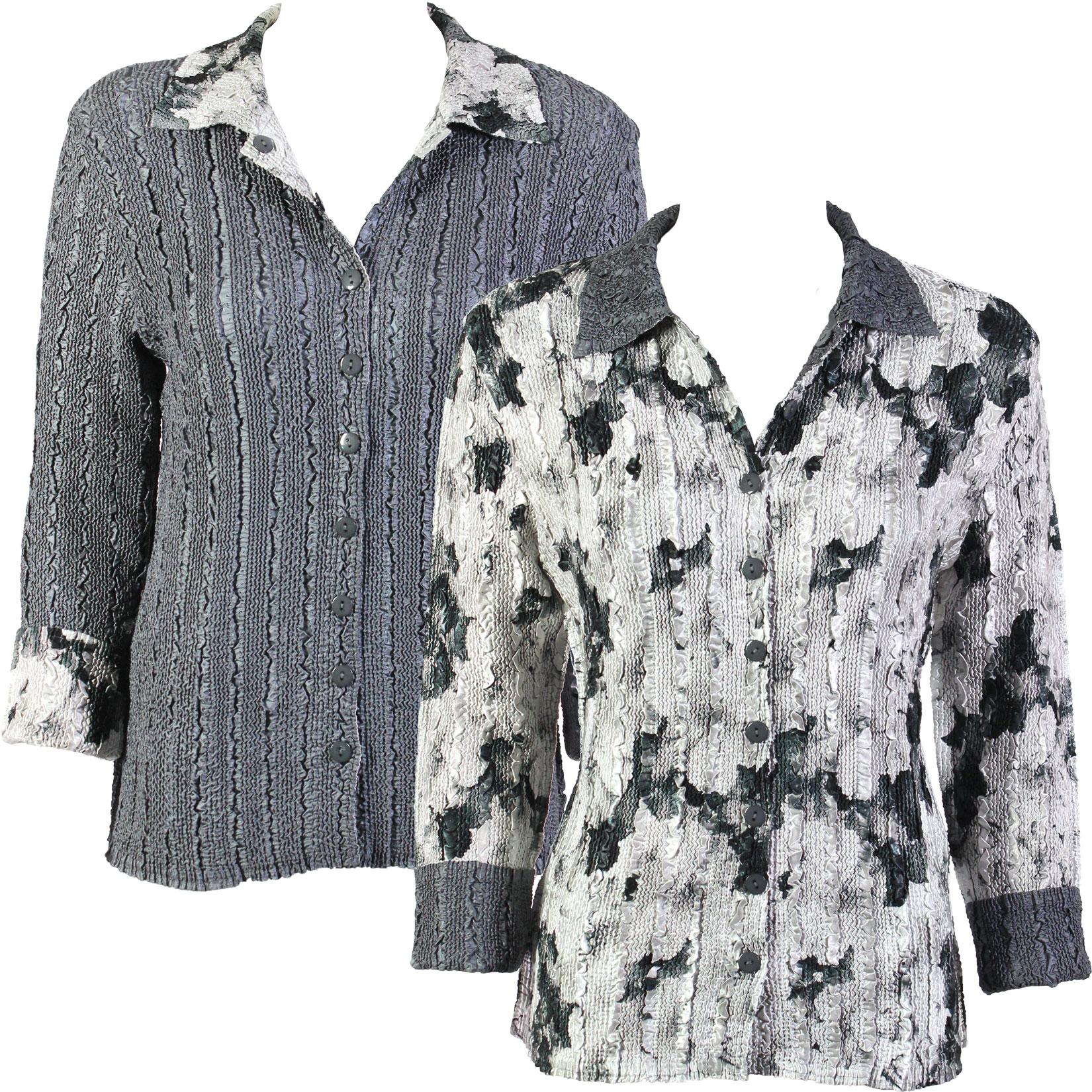 Wholesale Magic Crush - Reversible Jackets #5670 - 1X-2X