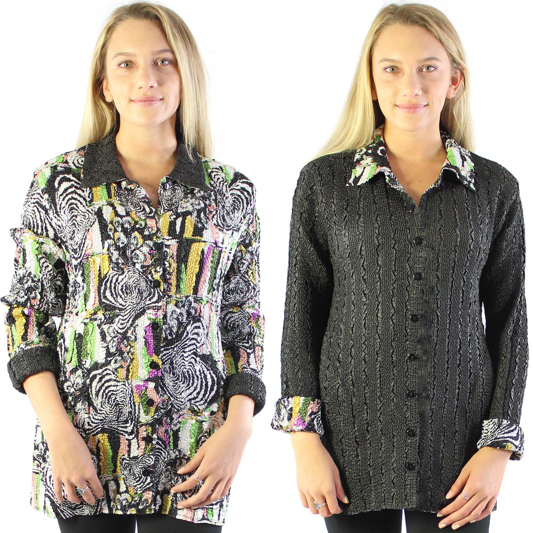 Wholesale Magic Crush - Reversible Jackets #14013 - L-XL